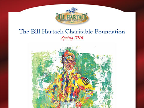 """The Bill Hartack Charitable Foundation"" Booklet"