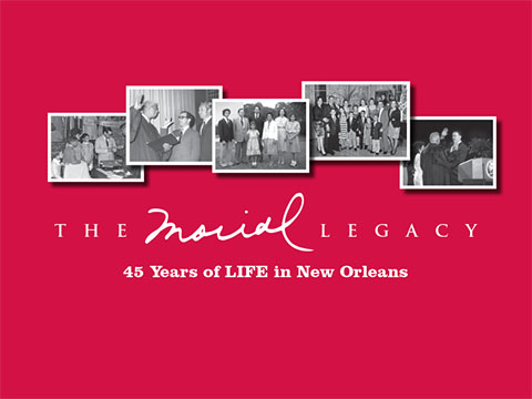 """The Morial Legacy"" Commemorative Booklet"